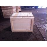caixa de madeira fechada valor Cerquilho