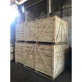 caixa de madeira industrial valor Itu