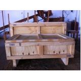 caixa de madeira para carga valor Piracicaba