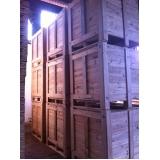 caixa de madeira para exportação Santana de Parnaíba