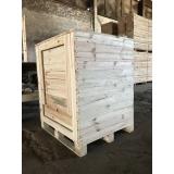 caixas de madeira para exportação Votorantim