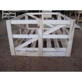 compra de engradado de madeira industrial Americana