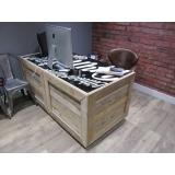 empresa de móvel de madeira para escritório Cesário Lange
