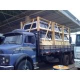 engradado de madeira para carga