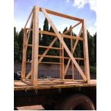 engradado em madeira para transporte