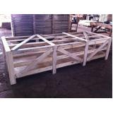 engradado de madeira para exportar orçamento Americana