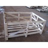 engradados de madeira para transporte de equipamentos Itupeva