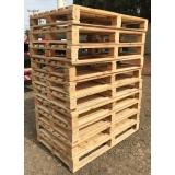 fábrica de pallet de madeira descartável Jundiaí