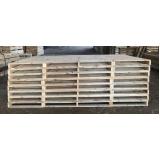 fábrica de pallet de madeira em pinus Campinas