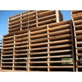 fábrica de pallet de madeira para carga Indaiatuba
