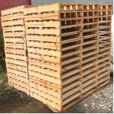 fábrica de pallet de madeira para transporte Americana