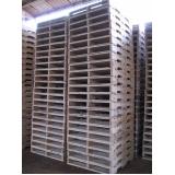 fábrica de pallets de madeira em pinus Itu