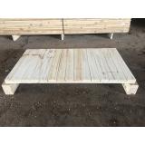 fábrica de pallets de madeira para exportação Cesário Lange