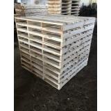 fábrica de pallets de madeira para exportação
