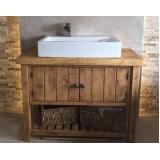 loja de móvel de madeira para banheiro Votorantim