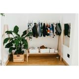 móvel de madeiras para quarto
