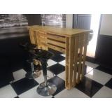 móvel de madeira maciça Mairinque