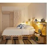 móvel de madeira para quarto orçar Cabreúva