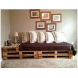 móvel de madeira rústica orçar Cajamar