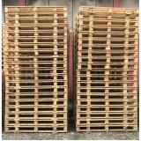 onde encontrar pallets de madeira descartável Campinas