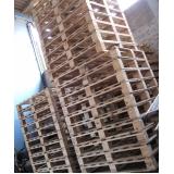 onde encontro fábrica de pallets de madeira descartável Sorocaba