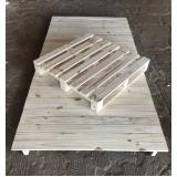 pallet de madeira para carga Santana de Parnaíba