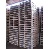 pallets de madeira industrial local Cerquilho