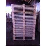 pallets de madeira de eucalipto