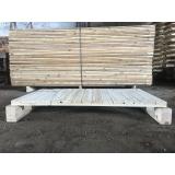 pallets de madeira para carga Cabreúva