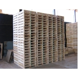 pallets de madeira para exportação Cabreúva
