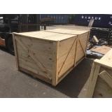 preço de caixa de madeira grande para transporte Jandira