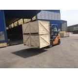 preço de caixa de madeira para equipamentos Cajamar