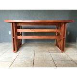 procuro por móvel de madeira pintado Santana de Parnaíba